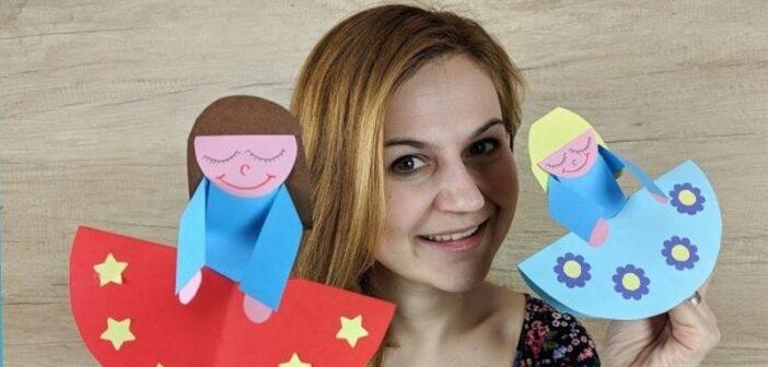 آموزش ساخت عروسک متحرک