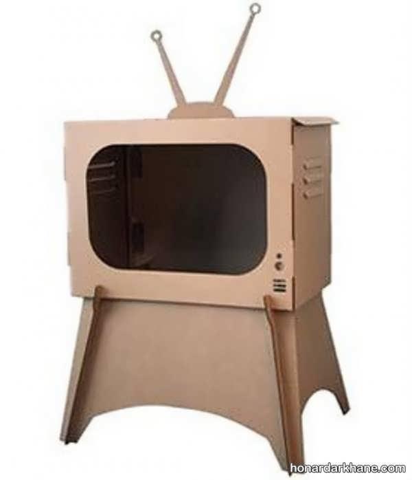 انواع هنرآفرینی جذاب با طرح تلویزیون