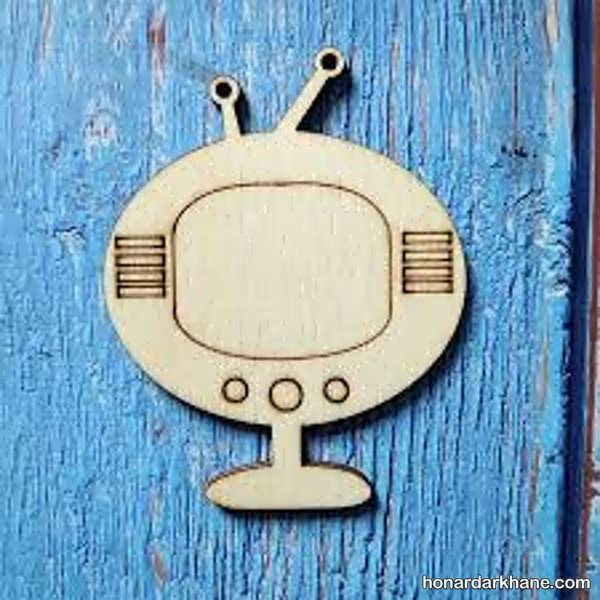 مدل های جذاب کاردستی تلویزیون