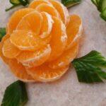 مدل های شیک و خلاقانه تزیین نارنگی