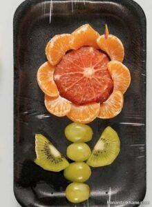 تزیینات جالب و شیک نارنگی