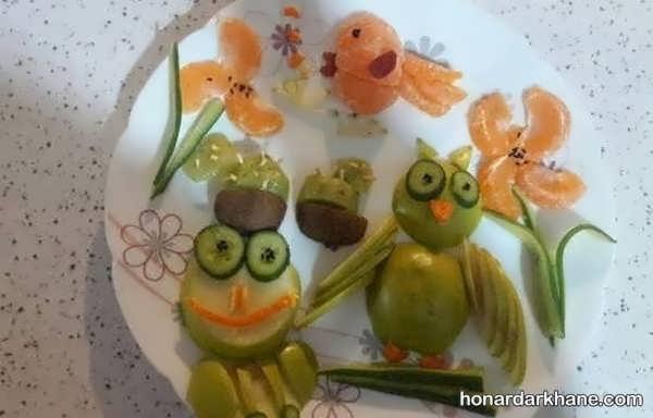 انواع دیزاین خلاقانه نارنگی