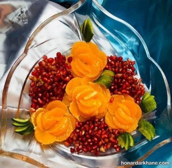 انواع دیزاین شیک و متفاوت با نارنگی