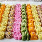 طرز تهیه شیرینی فانتزی در طعم های مختلف