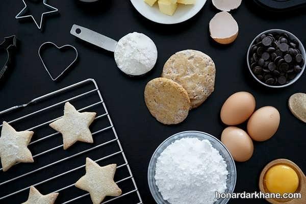 نحوه تهیه شیرینی فانتزی با طعم و مزه های مختلف