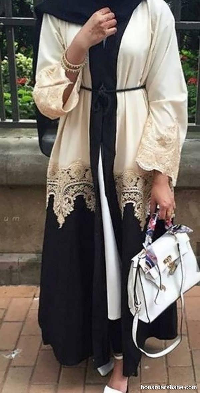 مدل مانتوهای زیبا و جالب برای عید