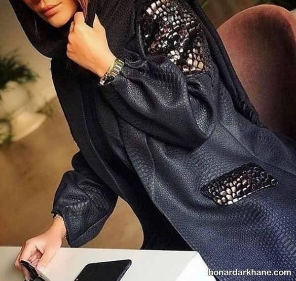 انواع مانتو عید 1400 در طرح های خاص