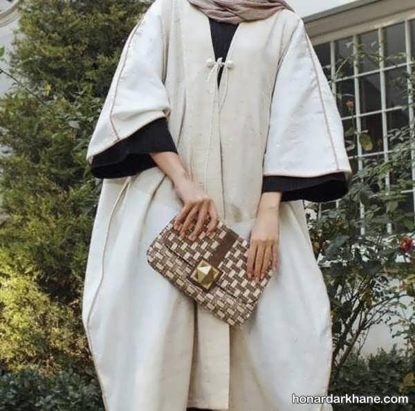مدل مانتوهای جذاب و خاص برای عید
