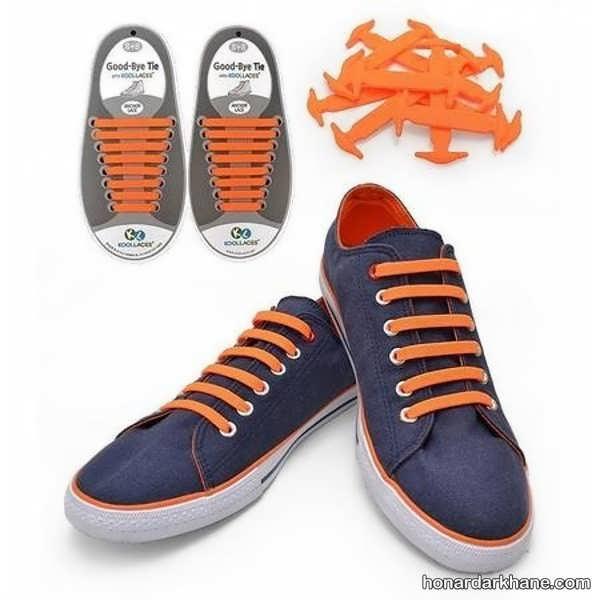 انواع گره زدن بند کفش در سبک های جدید