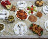 سفره افطار شیک و زیبا برای ماه رمضان ۱۴۰۰