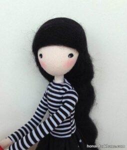 عروسک دختر جدید و بامزه