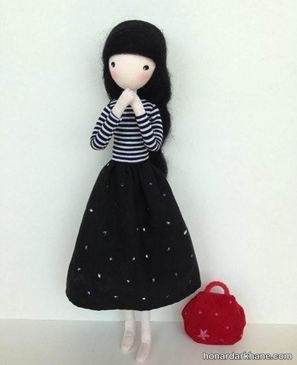 عروسک دخترانه ساده