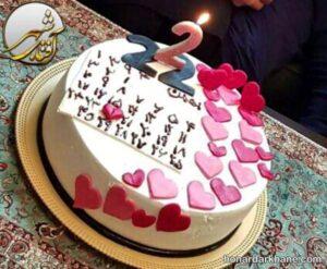 تزیین کیک جدید و شیک