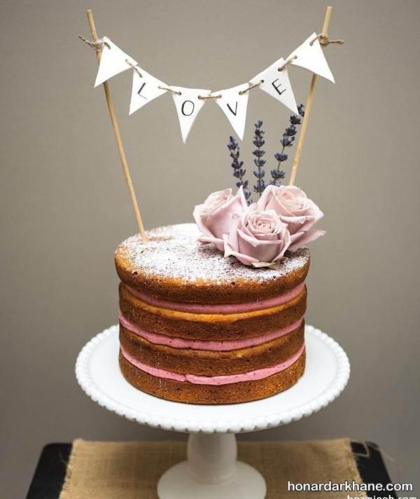 دیزاین کیک جدید